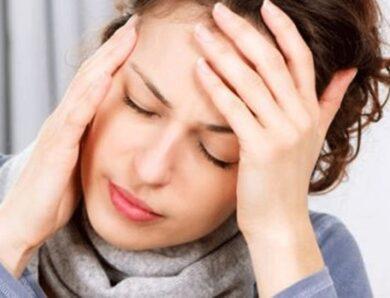 Beberapa macam penyebab sakit kepala yang umum
